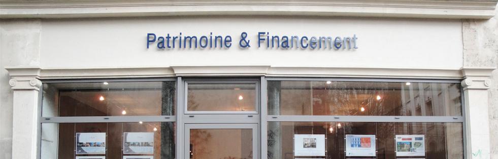 Contact Patrimoine et Financement - Courtier en prêt immobilier Paris 3