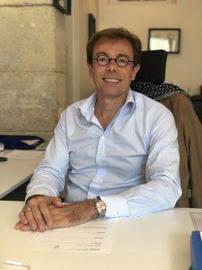 Stéphane Adjinsoff - Gérant de Patrimoine et Financement