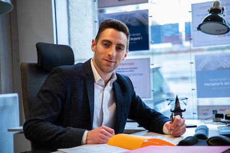 Sylvain Lascaux - Courtier immobilier à Paris