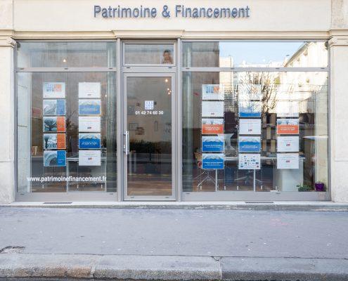 Courtier en pret immobilier Paris, assurance de pret et rachat de credit, conseil en gestion de Patrimoine - Patrimoine et Financement