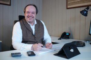 Xavier de Bailliencourt - Courtier en prêt immobilier et Assurance emprunt Patrimoine et Financement